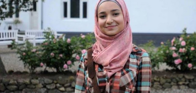 Photo of سيدرا يوسف لاجئة متفوقة تمثل الدنمارك في القمة العالمية للشباب