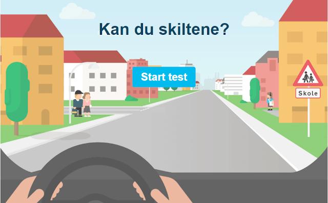 Photo of أختبار مستواك في القيادة فقط في الدنمارك !!