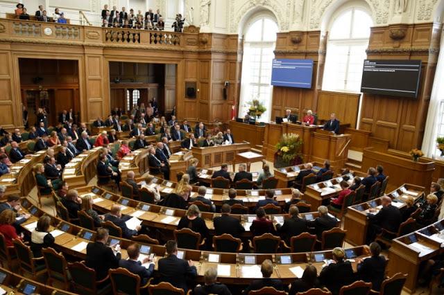 Photo of البرلمان الدنماركي يتبنى قرارًا مناهضًا للاستيطان