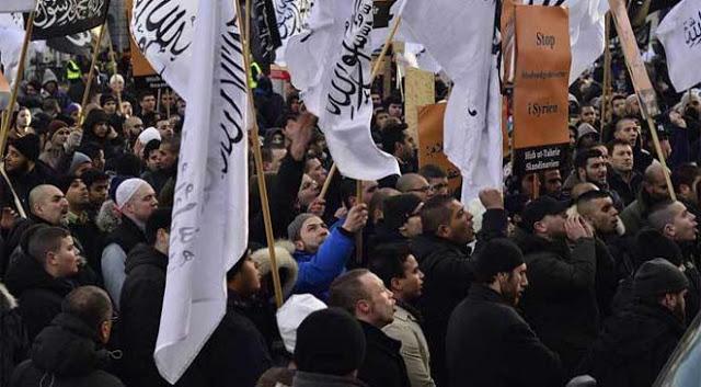 Photo of هل سمعت يوما عن حزب التحرير في الدنمارك والذي يرغب  بقيام خلافة أسلامية في الدنمارك