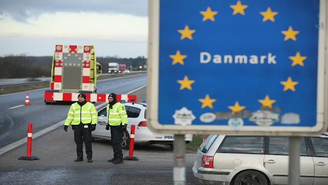 Photo of الدنمارك: تمديد إجراءات المراقبة المؤقتة على الحدود مع ألمانيا