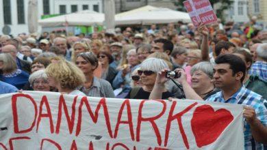 صورة الدنمارك : لاجئيبن حصلوا علي الإقامة الدائمة منذ بداية هذا العام