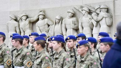 Photo of الحل للقضاء على بطالة الشباب في الدنمارك.. التجنيد في الجيش