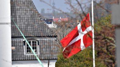 """صورة الدنمارك تستدعي السفير الروسي بدعوى انتهاك مقاتلة """"سو-27"""" أجواءها"""